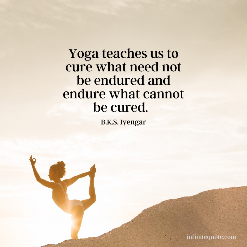 6 Quotes About the Benefits of Yoga to Your Health