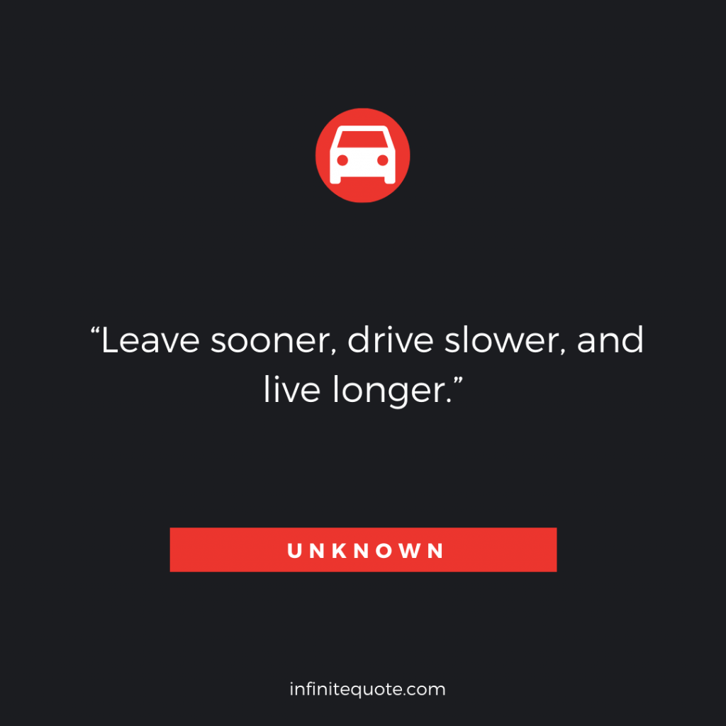 8 Quotes About Car Safety